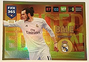 PANINI FIFA 365 ADRENALYN XL 2017, GARETH BALE LIMITED EDITION