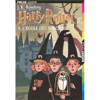 Harry Potter (1) : Harry Potter à l'école des sorciers