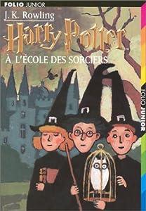 """Afficher """"Harry Potter n° 1<br /> HARRY POTTER A L'ECOLE DES SORCIERS"""""""