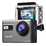 Action Kamera, Holife Actioncam 4K WIFI Sports Cam (2,0