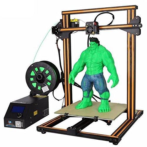 Creality 3D - CR-10 S4 (400 x 400 x 400 mm)