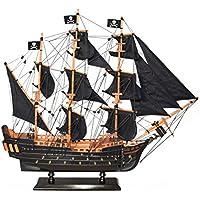 Navyline Holz Modellboot - Piratenschiff Black Pearl