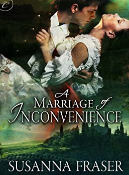 A Marriage of Inconvenience by [Fraser, Susanna]