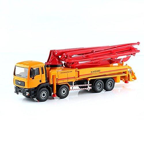 che Spielzeug Modelle Baufahrzeuge, Betonpumpe LKW Modell, Lernspielzeug (Lkw Oder Zu Behandeln)