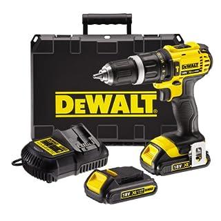 DeWalt DCD785C2 Akku Bohrschrauber inkl. 2x Li-Ion-Akku 1,5Ah