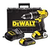 Best Dewalt Cordless Drills - 18V Lithium-Ion 2-Speed Combi Drill Complete with Batteries Review