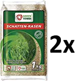 Gazon special ombre 1kg pour environ 40m² Graminée Graine Semence ...
