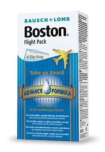 Bausch Lomb, Boston Flight Pack, 30 ml Reiniger und 30 ml Aufbewahrungsloesung