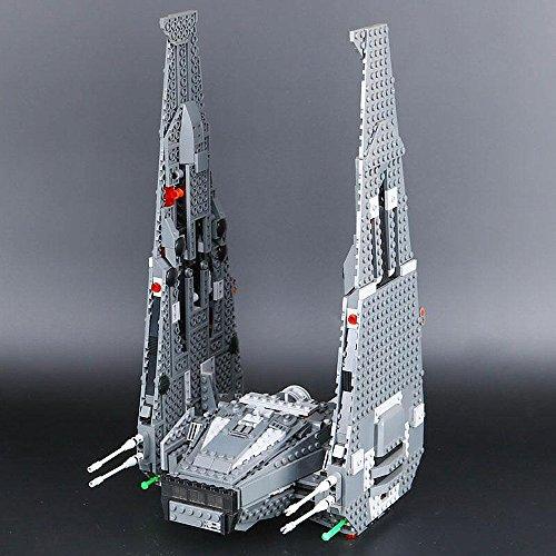 05006Custom Ladrillos nave espacial Commando Shuttle construcción Ladrillos de construcción de juguete, 1150