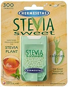 Hermesetas Stevia Sweet - Pack of 300 Tablets