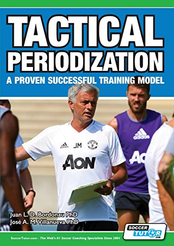 Tactical Periodization - A Proven Successful Training Model por Juan Luis Delgado Bordonau PhD