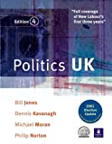 Politics UK, 4th Ed.