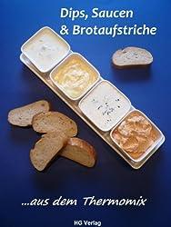 Dips, Saucen & Brotaufstriche: ...aus dem Thermomix