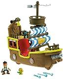 Mattel Jake And The Neverland Pirates Ship Bucky