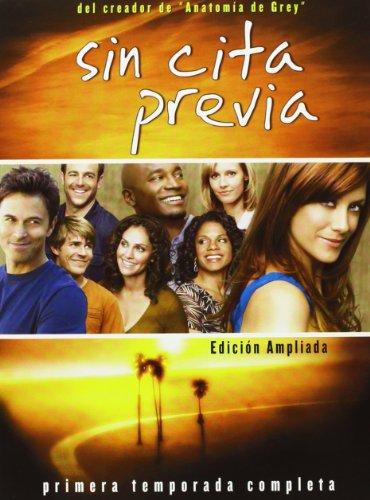 Sin cita previa (1ª temporada) [DVD]