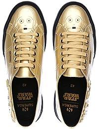 Superga - Zapatillas de Material Sintético para hombre dorado dorado