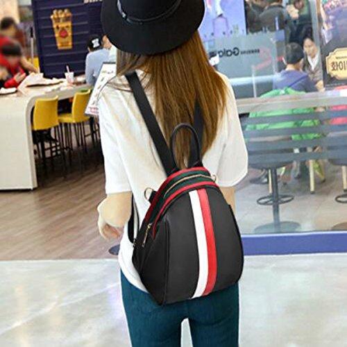 Black5 Freizeit Mit Reisen Paket Kleiner Oxford Drei Rucksack Schulter Ms Handtaschen Stoff Hand Rucksack Taschen Schulter YZOqpCxw