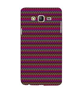 Ebby Printed back cover for Samsung On7(Premium Designer case)