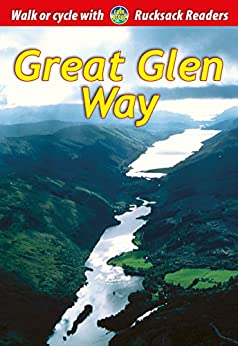Great Glen Way: Walk or cycle the Great Glen Way by [Megarry, Jacquetta, Bardwell, Sandra]