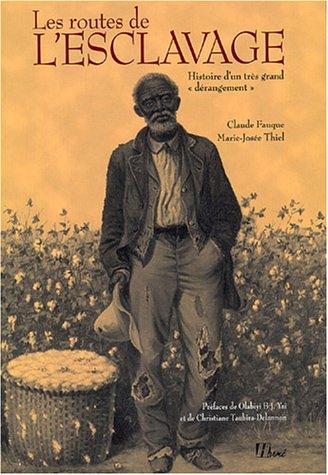 Les routes de l'esclavage : Histoire d'un très grand dérangement par Claude Fauque
