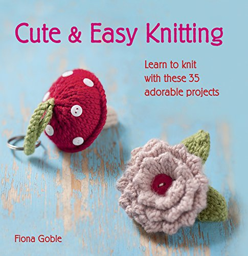 Cute Easy Knitting Adorable Projects