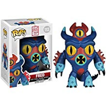 Funko - Big Hero 6 Fred Figura de vinilo (4660)