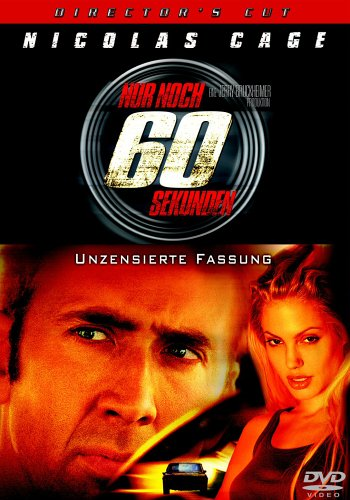 Bild von Nur noch 60 Sekunden (Director's Cut) [Special Edition] [Special Edition]