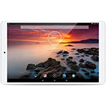 "Teclast X80 Pro - 8.0"" Tablet PC Windows 10 y Android 5.1 (Dual Sistema, Pantalla IPS, 1920 x 1200P, 1.84GHz Intel Cherry Trail Z8300 Quad Core, 2G Ram 32G Rom, OTG, WIFI, HDMI, Bluetooth 4.0, Dual Cámara) (Blanco)"
