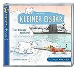 Kleiner Eisbär. Lars, bring uns nach Hause! / Lars in der Walbucht: Ungekürzte Lesung mit Musik