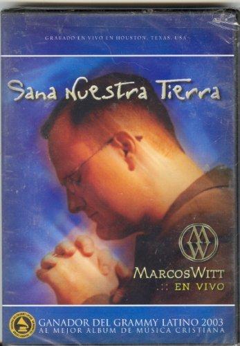 Sana Nuestra Tierra-En Vivo by Witt, Marcos