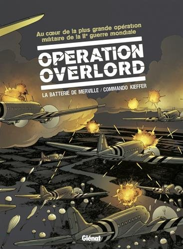 Coffret Opération Overlord : Tomes 03 et 04