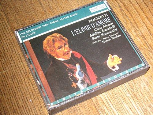 Donizetti:[L'] Elisir D'amore [Import anglais]