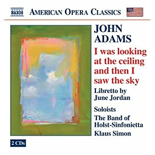 I Was Looking at the Celing & Saw the Sky by J. Adams (2013-05-03)