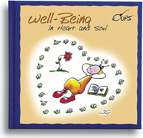 Oups Buch Englisch: Well-Being in Heart and Soul