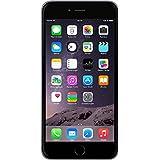 Apple iPhone 6 Plus Smartphone débloqué 4G (Ecran : 5.5 pouces - 16 Go - iOS 8) Gris Sidéral