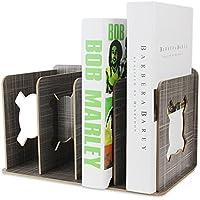 Repisa para libros GossipBoy desmontable, de madera, para organizar escritorios