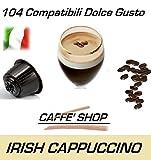 Kaffeekapseln kompatibel Nescafè Dolce Gusto®, 104 Kaffeekapseln Caffè Shop gemischt