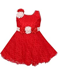 9fa2f9de0c17 Reds Baby Girls' Dresses & Jumpsuits: Buy Reds Baby Girls' Dresses ...