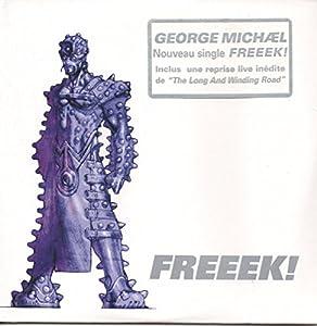 George Michael - Freeek!(Japan Single)