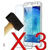 LiveMobile Access-Discount 3 protection Avant HUAWEI MATE 10 LITE - film en verre trempe protecteur d'ecran tactile transparent HUAWEI MATE 10 LITE