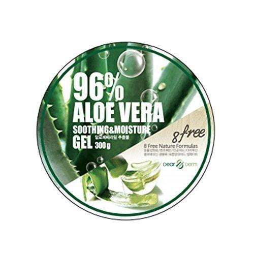 Dearderm 96% Pure Snail Soothing & Moisture Gel  10.58fl.oz/313ml Perricone MD Beauty Combo - Face Finishing Moisturizer & Cold Plasma Sub-D