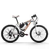 eBike_RICHBIT 006 Bicicleta de montaña eléctrica Bicicleta eléctrico Bicicleta de Ciudad...