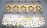Hörgeräte Batterien Größe 312er 60 Stück von Hörex Basic