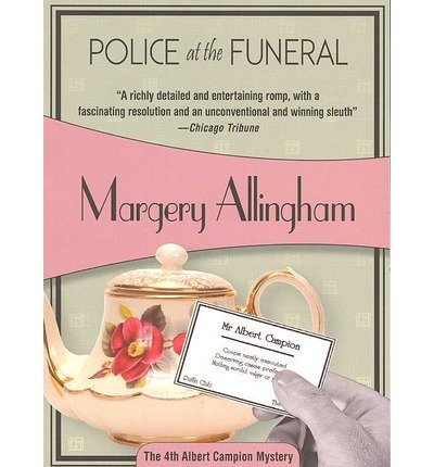 Police at the Funeral (Albert Campion Mysteries (Paperback)) (Paperback) - Common