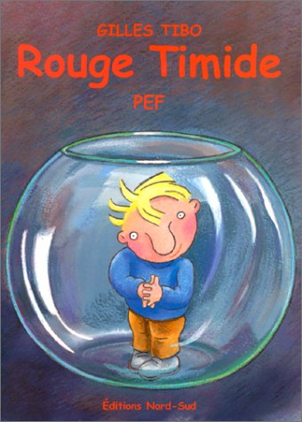 Rouge timide