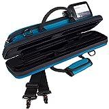 Protec PB308TB Slimline Flute Pro Pac Case - Teal Blue