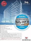 #1: Official Guide to Financial Accounting Using Tally. ERP 9 with GST (Release 6.4)