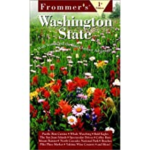 Complete:washington State 1st Edition (Frommer's Washington State, 1st ed)