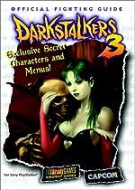 Darkstalkers 3 - Official Fighting Guide de BradyGames