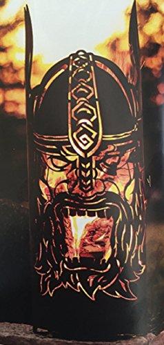*Ferrum Feuersäule Ragnarök H 120cm Wikinger Feuerstelle Lagerfeuer Feuerkorb Edelrost Feuerschale*